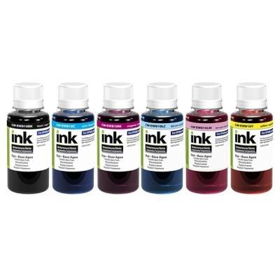 Inkoustová náplň ColorWay za Epson T673x CMYK