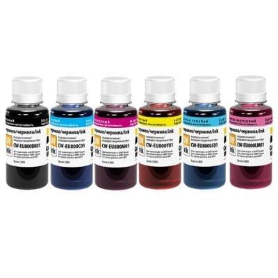 Inkoustová náplň ColorWay za Epson T673x CMYK UV