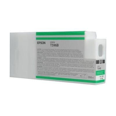 Inkoustová náplň Epson T596B zelená