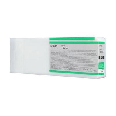 Inkoustová náplň Epson T636B zelená