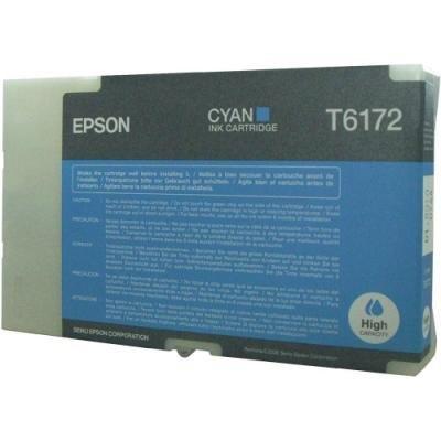 Inkoustová náplň Epson T6172 modrá