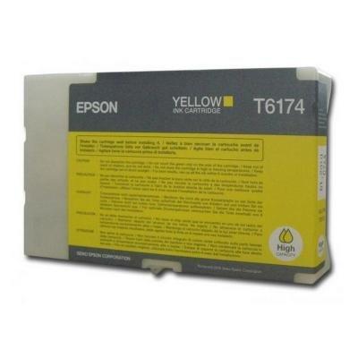 Inkoustová náplň Epson T6174 žlutá