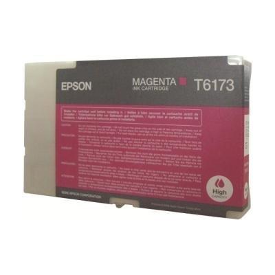 Inkoustová náplň Epson T6173 červená