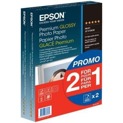 EPSON fotopapír C13S042167/ 10x15cm/ Speciální lesklý/ 80ks