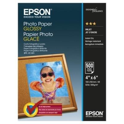 EPSON fotopapír C13S042549/ 10x15cm/ lesklý/ 500ks