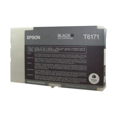 Inkoustová náplň Epson T6171 černá