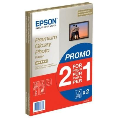 Fotopapír Epson Premium Glossy A4 30ks