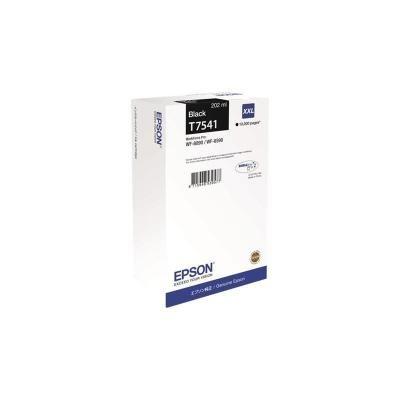Inkoustová náplň Epson T7541 černá