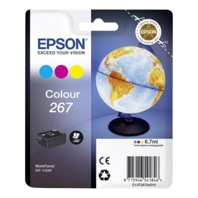 Inkoustová náplň Epson T2670 CMY