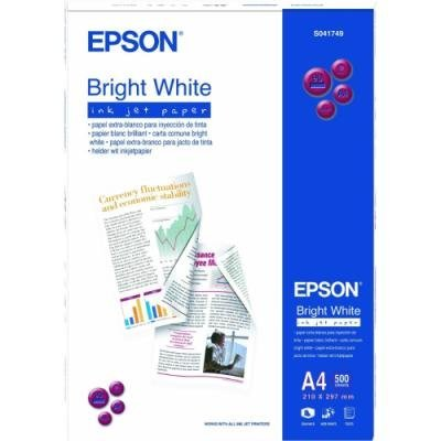 EPSON Bright White Inkjet Paper 90g/m2 (500listů)