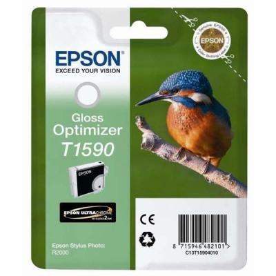 Inkoustová náplň Epson T1590 optimizér lesku