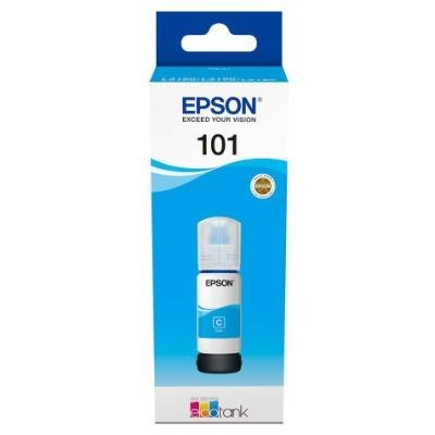 Inkoustová náplň Epson T03V24A modrá