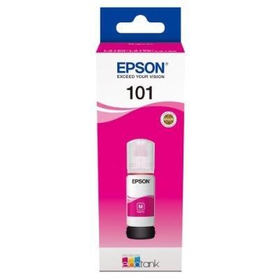 Inkoustová náplň Epson T03V34A červená