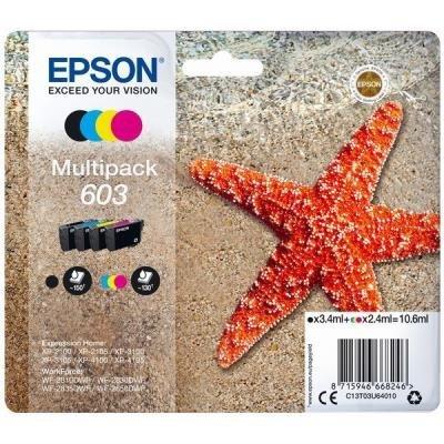 Inkoustová náplň Epson 603 multipack