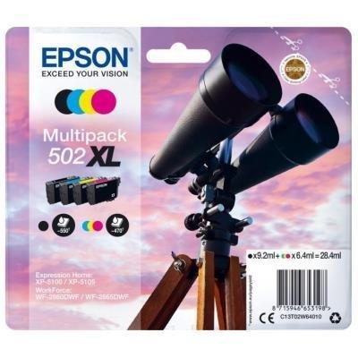 Inkoustová náplň Epson 502XL multipack