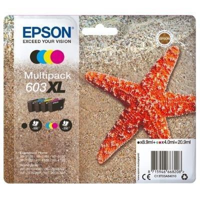 Inkoustová náplň Epson 603XL multipack