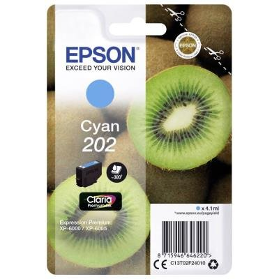 Epson 202 Claria Premium modrá