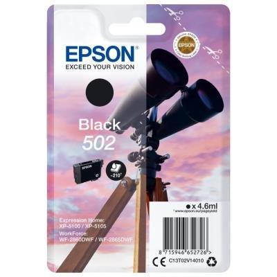 Epson 502 černá