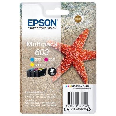 Epson 603 multipack 3 barvy