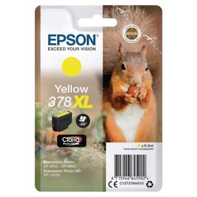Epson 378 XL Claria Photo HD žlutá