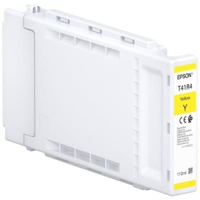 Epson UltraChrome XD2 T41R4 žlutá