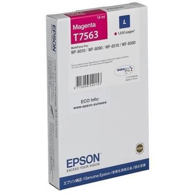 Epson DURABrite Pro T7563 červená