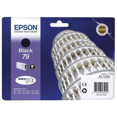 Epson DURABrite Ultra 79 černá