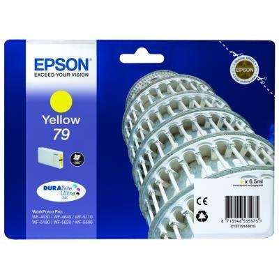 Epson DURABrite Ultra 79 žlutá