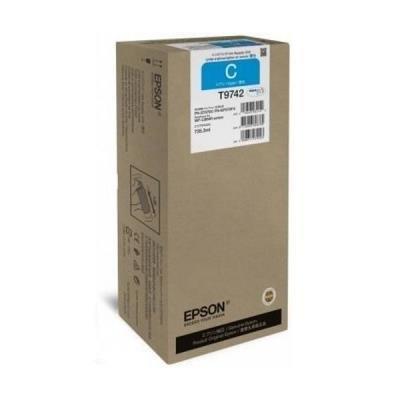 Epson T9742 modrá