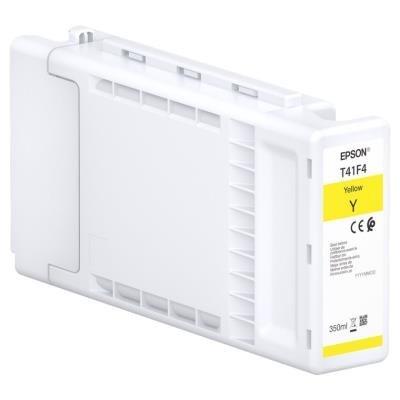 Epson inkoustová náplň/ C13T41F440 / UltraChrome Yellow 350ml