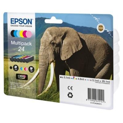 Inkoustová náplň Epson 24 6 barev