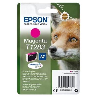 Inkoustová náplň Epson T1283 červená