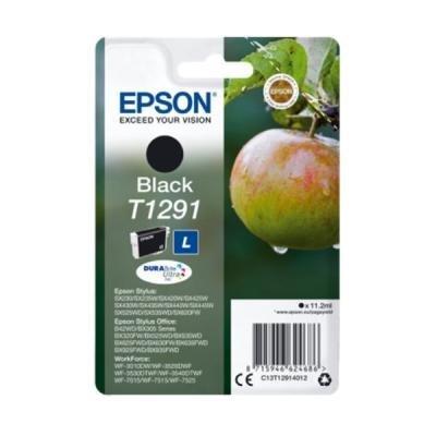 Inkoustová náplň Epson T1291 černá