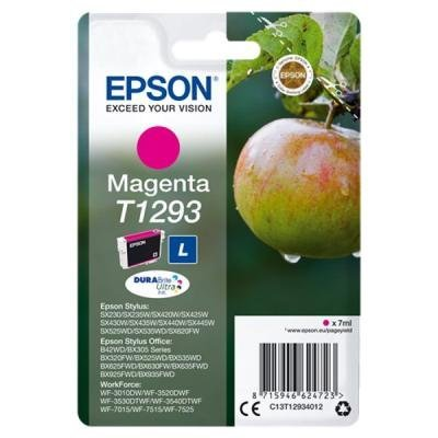 Inkoustová náplň Epson T1293 červená