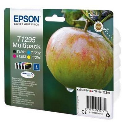 Inkoustová náplň Epson T1295 CMYK