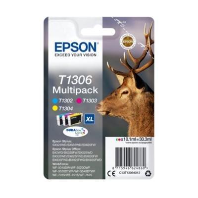 Inkoustová náplň Epson T1306 CMYK