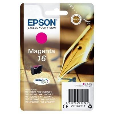 Inkoustová náplň Epson T1623 červená