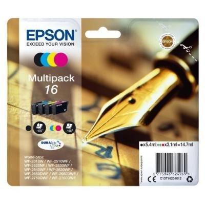 Inkoustová náplň Epson T1626 CMYK