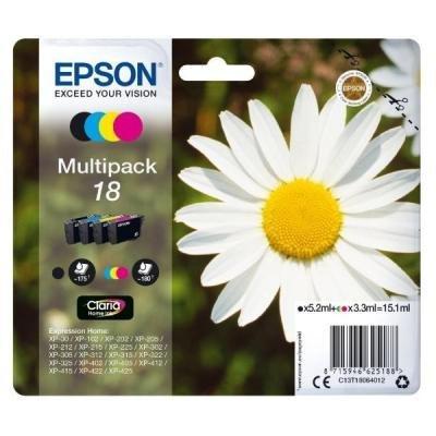 Inkoustová náplň Epson T1806 CMYK