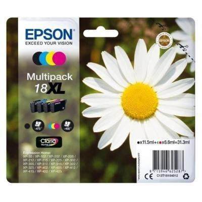 Inkoustová náplň Epson T1816 CMYK