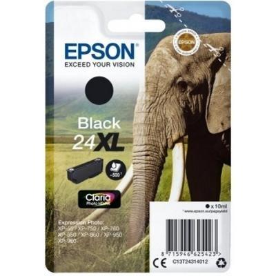 Inkoustová náplň Epson T2431 černá