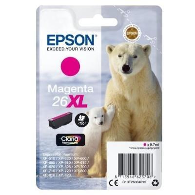 Inkoustová náplň Epson T2633L červená
