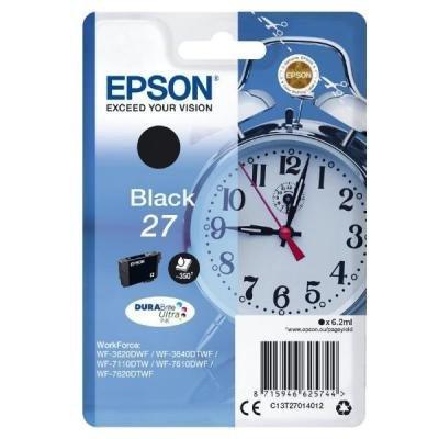 Inkoustová náplň Epson T2701 černá