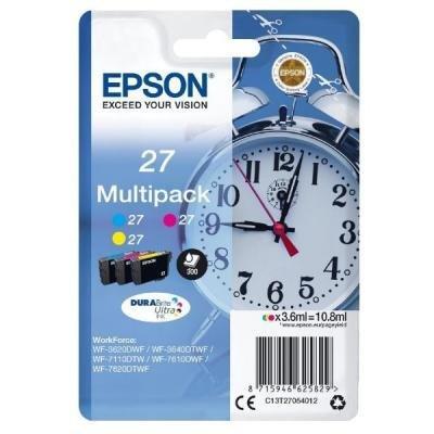 Inkoustová náplň Epson T2705 CMY