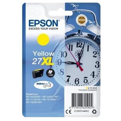 Inkoustová náplň Epson T2714 žlutá