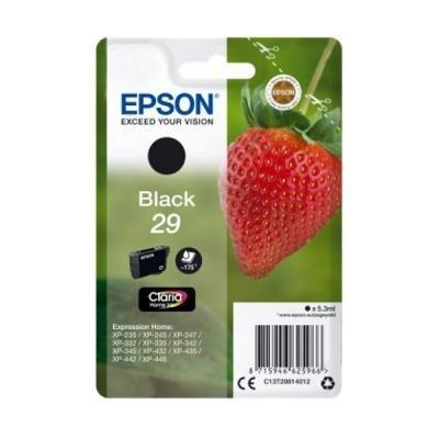 Inkoustová náplň Epson T2981 černá