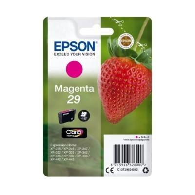 Inkoustová náplň Epson T2983 červená