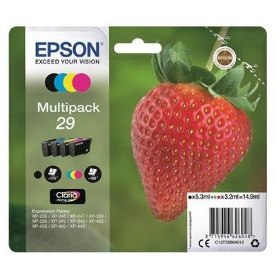 Inkoustová náplň Epson T2986 CMYK