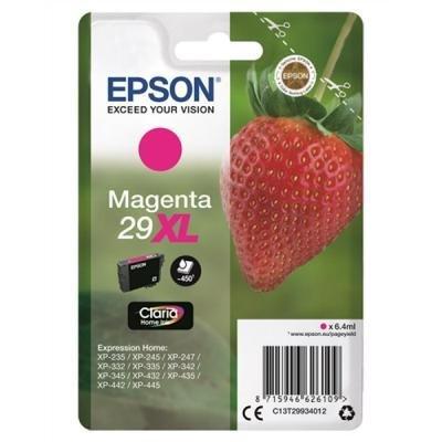 Inkoustová náplň Epson T2993 červená