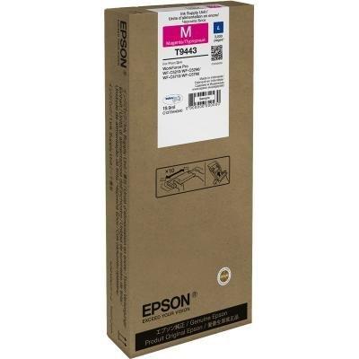Inkoustová náplň Epson T9443 červená